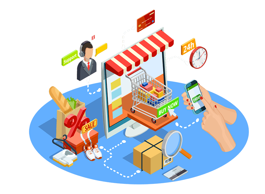 Création site ecommerce avec Wictory