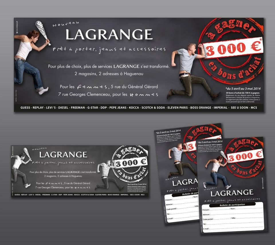 Création et réalisation d'une campagne de communication (presse, tracts, affiches…)
