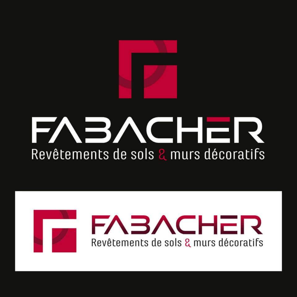 Création du logo et de la charte graphique pour Fabacher