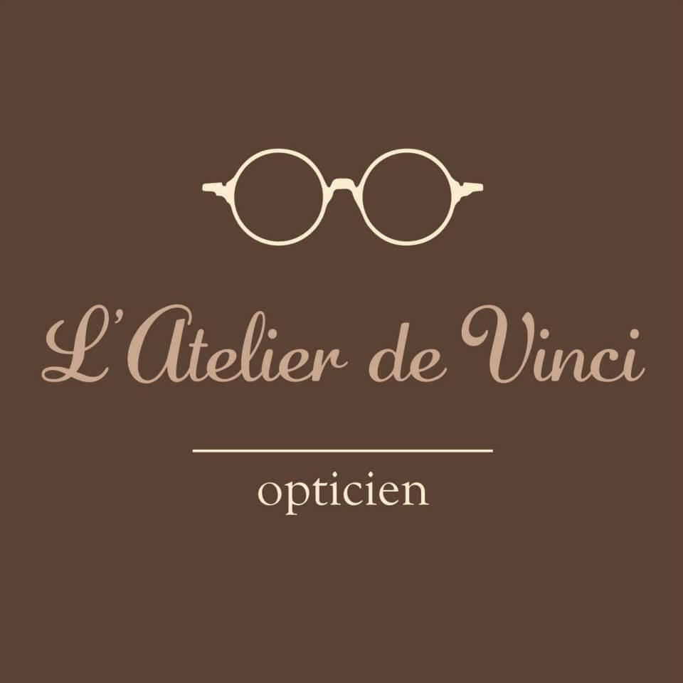 Création de l'identité visuelle et de la charte graphique Pour l'Atelier de Vinci