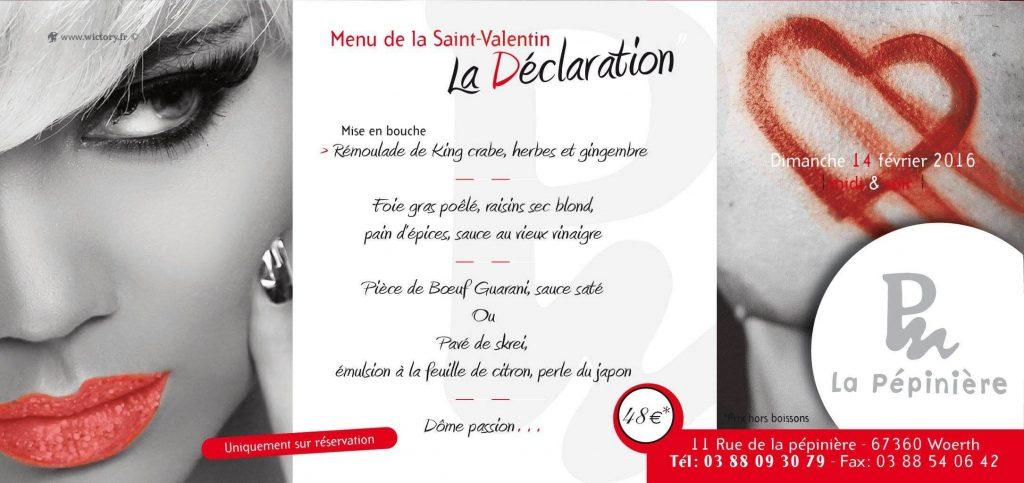"""Pour """"Nous"""" les couples ! Bientôt la St Valentin"""