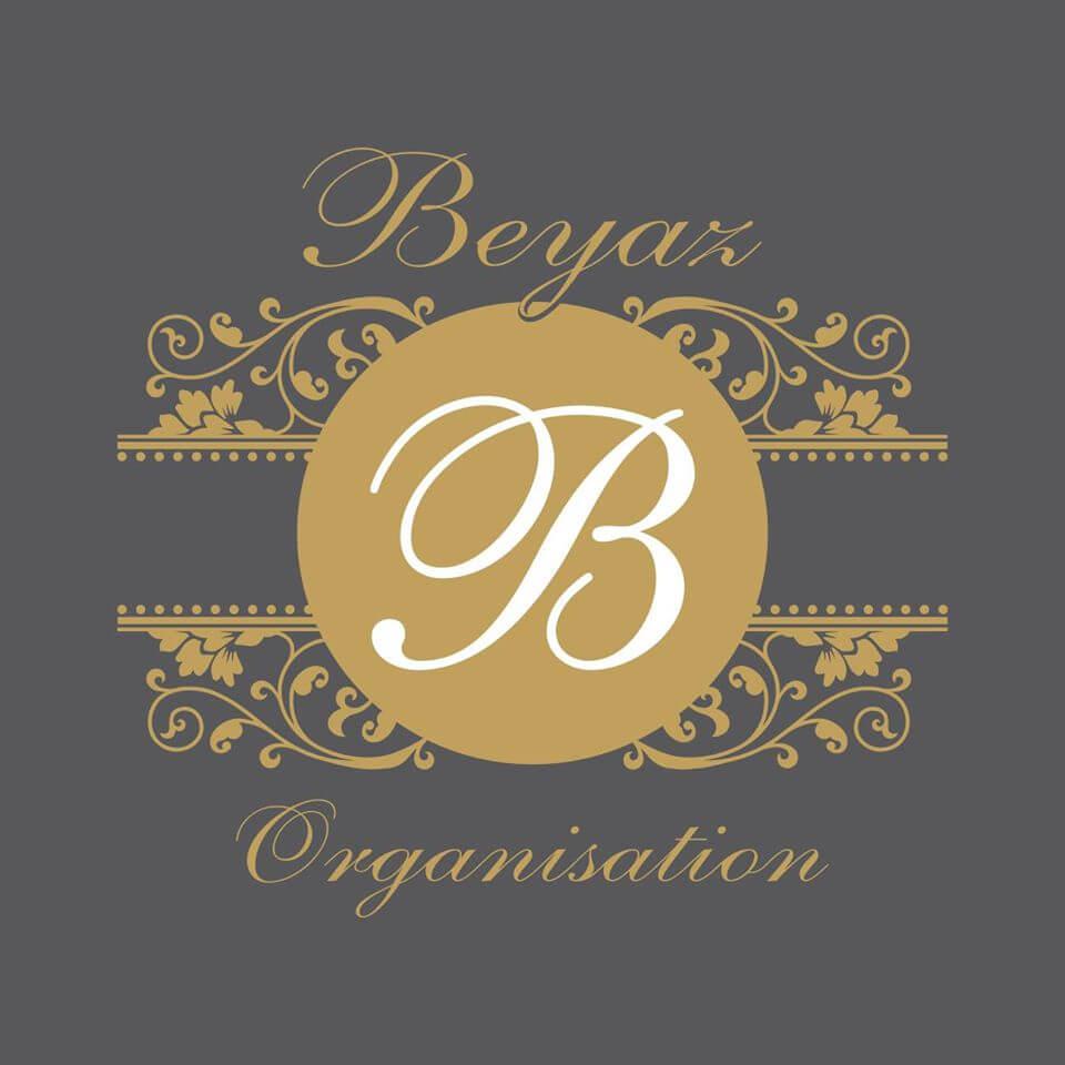 Création du logo et de la charte graphique pour Beyaz Organisation