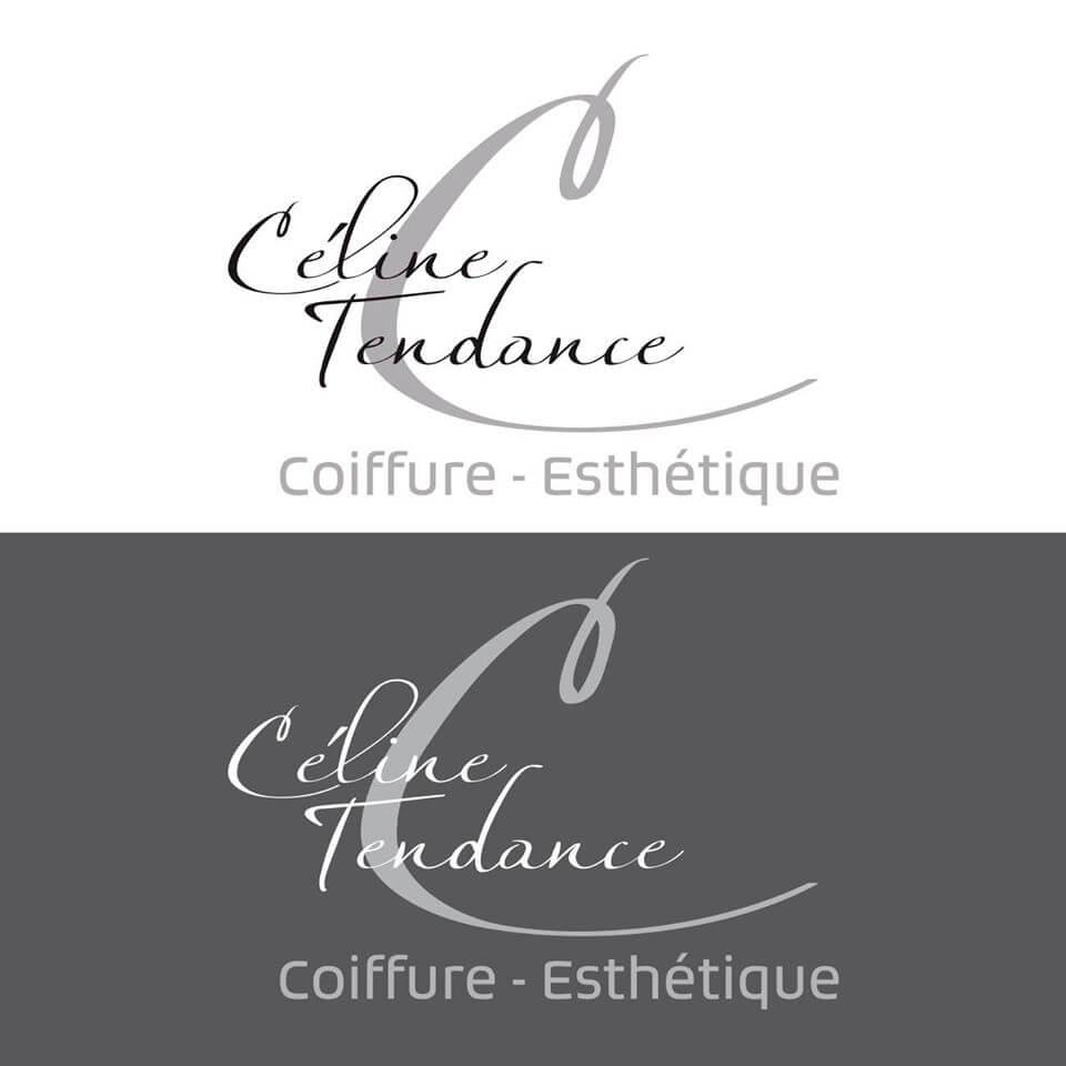 Création du logo et de la charte graphique pour Céline Tendance