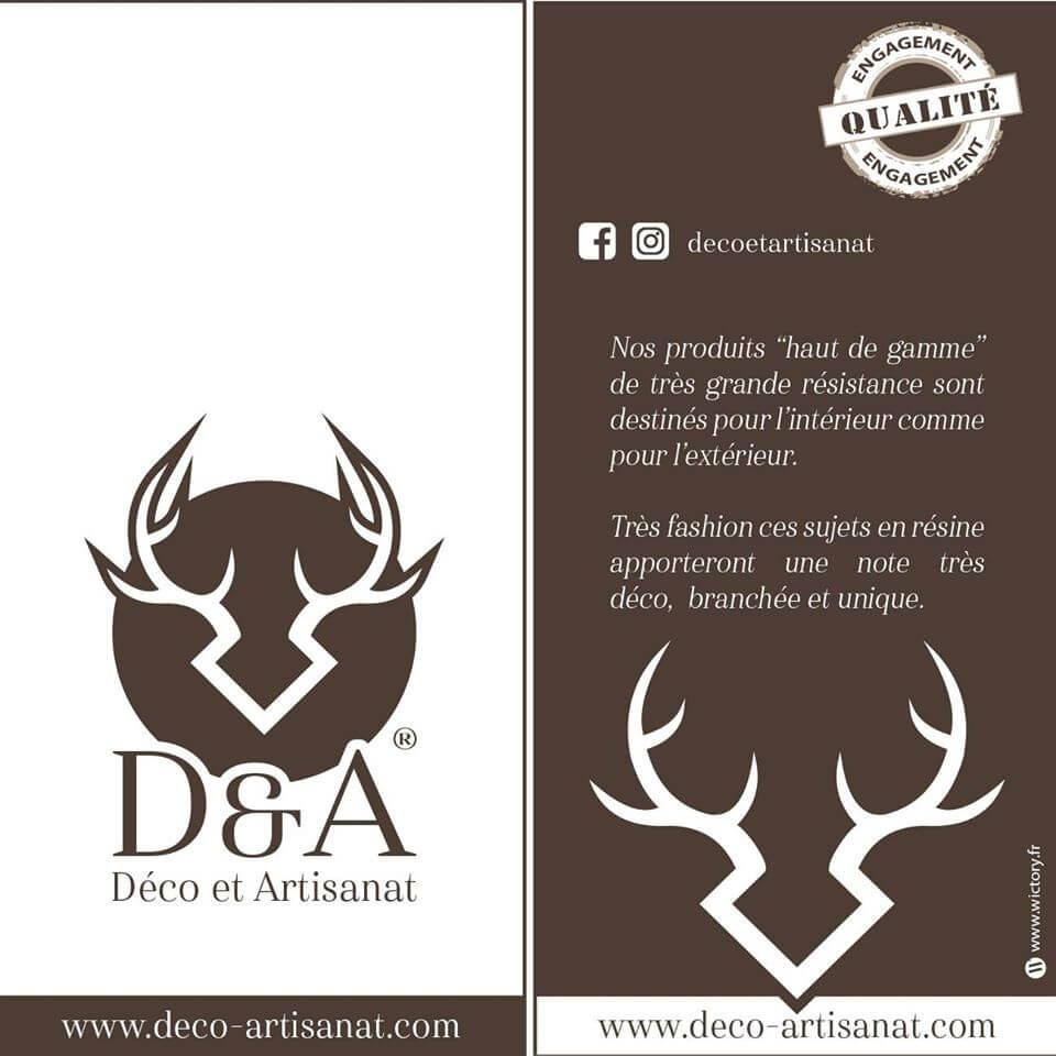 Création du logo et de la charte graphique Déco et Artisanat