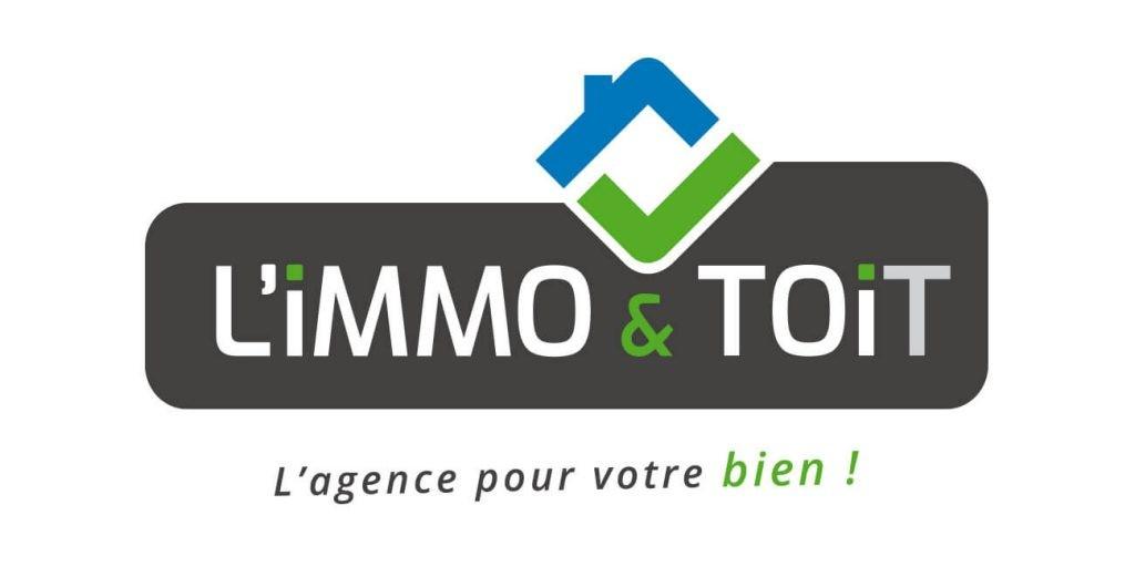 Création du logo et de la charte graphique pour L'immo pour Toit