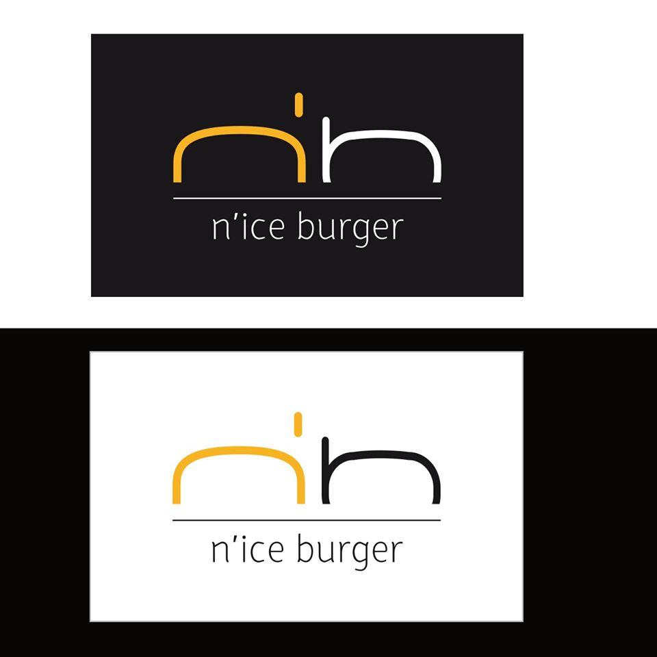 Conception et création du logo pour N-ice Burger > bientôt dans votre région !