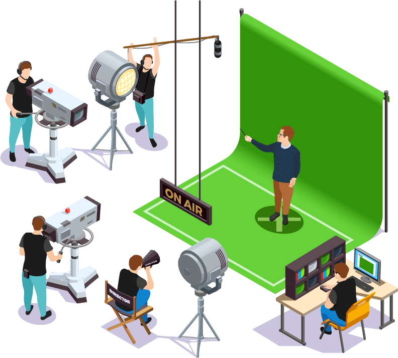 Tournage clip vidéo pour les entreprises