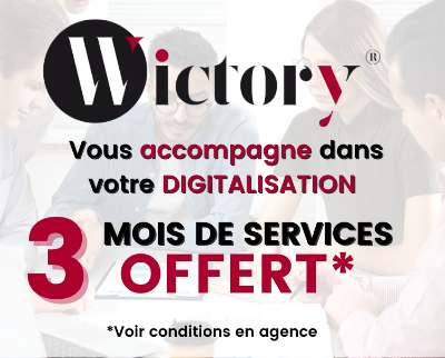 Accompagnement Digitalisation - Offre Spéciale Wictory