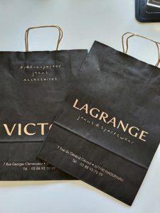 Sac publicitaire Lagrange